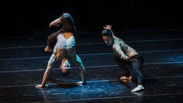 La danza urbana con tamiz contemporáneo