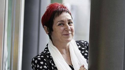 Elia Barceló, autora de «El color del silencio»