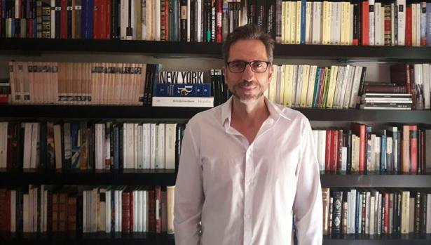Jesús Álvarez es periodista de ABC de Sevilla