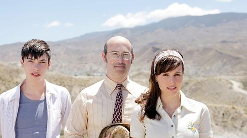 Javier Cámara dio vida a Carrión en la película «Vivir es fácil con los ojos cerrados»
