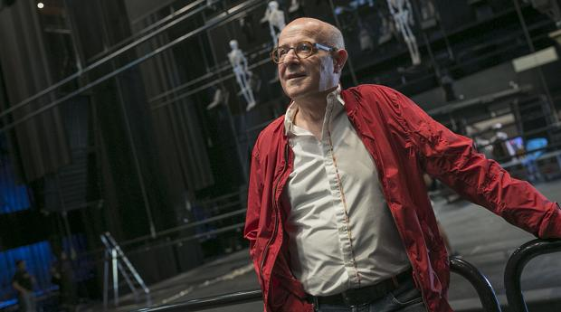 Manuel Llanes, director del Teatro Central de Sevilla