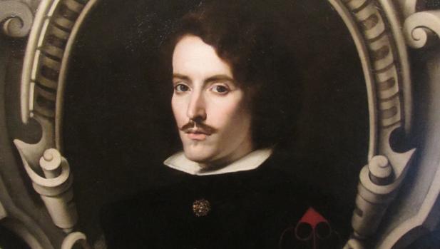 Un detalle del «Retrato de Diego Ortíz de Zúñiga»