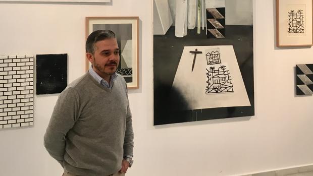 En la imagen Javier Parilla.