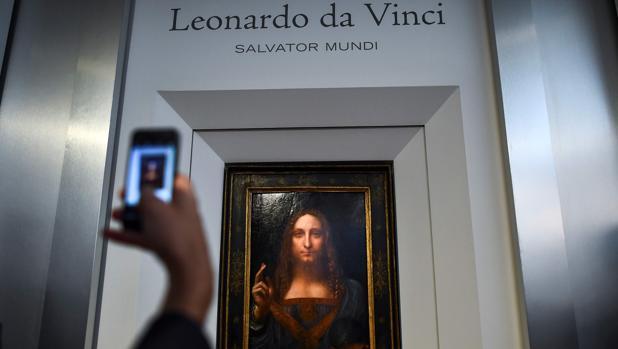 El «Salvator Mundi» fue vendido por 450 millones de dólares
