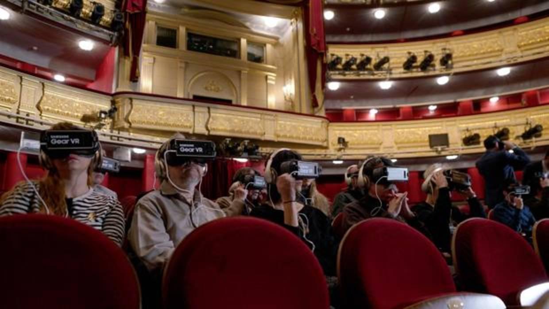 El teatro real en realidad virtual y en 360 - Lucio silla teatro real ...