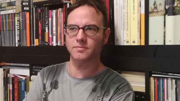 José Luis Ordóñez no oculta su pasión por el cine en sus obras literarias