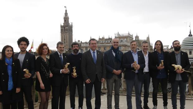 Presentación de «La Peste» en Sevilla