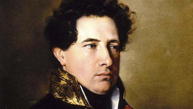 El barón Taylor, que llegó por encargo del rey Luis Felipe a Sevilla para buscar murillos
