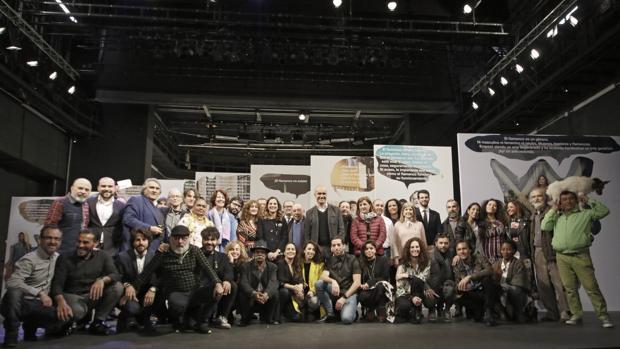 La XX Bienal de Flamenco de Sevilla