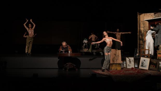 Jan Lauwers estrenó su último espectáculo en el Teatro Central de Sevilla