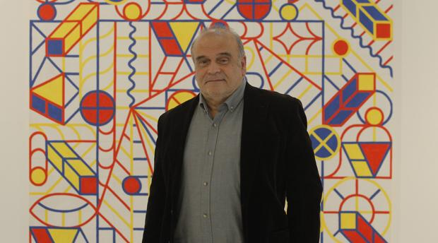 El pintor José María Bermejo