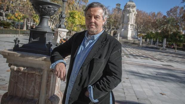 El escritor Felipe Benítez Reyes
