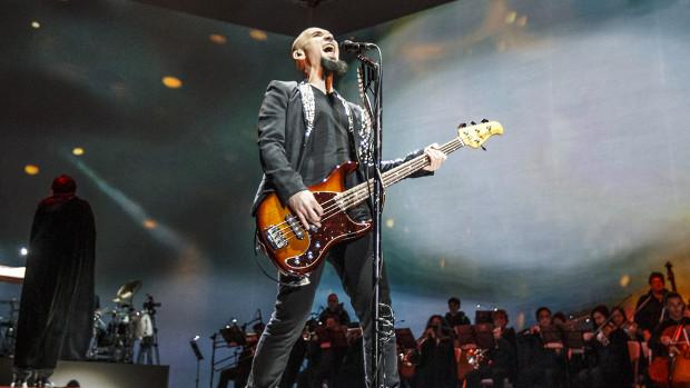 Carlos Escobedo, vocalista y bajista de Söber