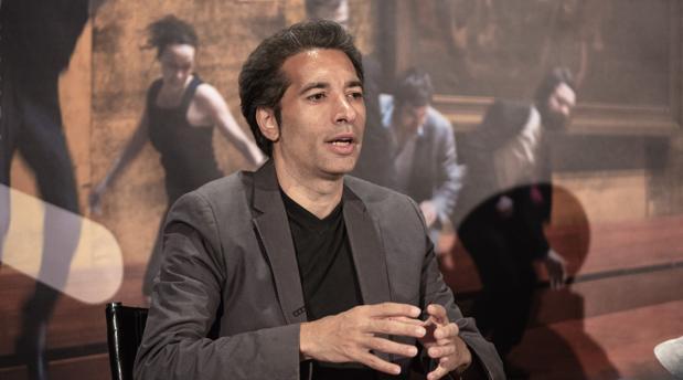 El bailaor Israel Galvan presenta su obra flamenca «La fiesta», en el Teatro Central