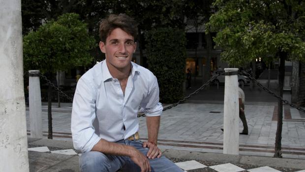 El novillero afronta un año definitivo en su carrera con el debut en Madrid y la alternativa en Sevilla