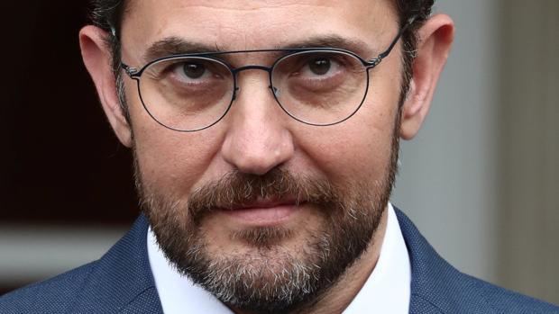 El escritor y periodista Màxim Huerta