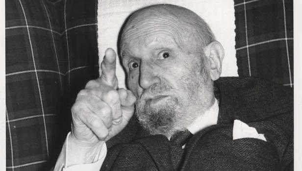 León Felipe, una de las voces más representativas de la poesía española en el exilio