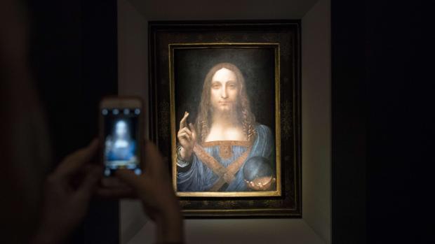 Crecen las dudas sobre la autoría del «Salvator Mundi» de Leonardo