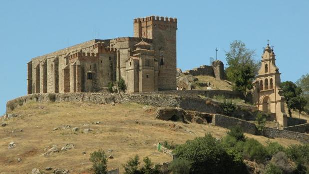 Castillo de Aracena, uno de los escenarios principales del festival
