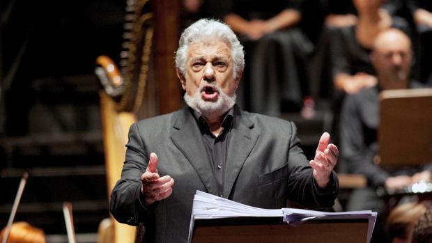 El tenor Plácido Domingo interpreta la ópera Thaïs en el verano de 2018