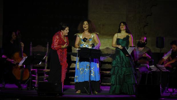 El espectáculo «Romances. Entre Oriente y Occidente» de este miércoles por la noche en Sevilla