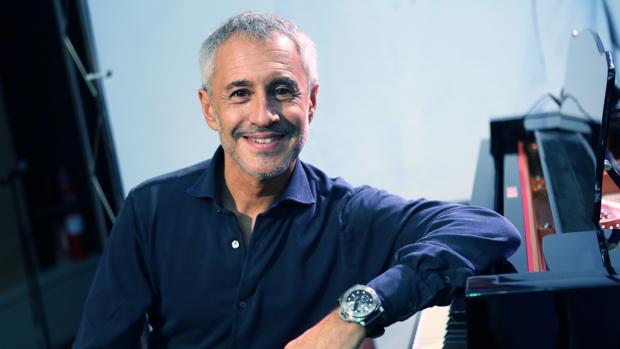 El cantante Sergio Dalma, uno de los atractivos de Cita en MAirena