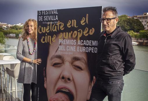 Isabel Ojeda y José Luis Cienfuegos