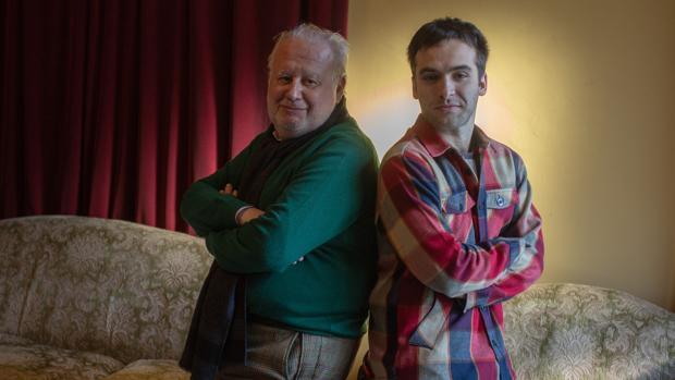 Juan Echanove y Ricardo Gómez en el sevillano Lope de Vega