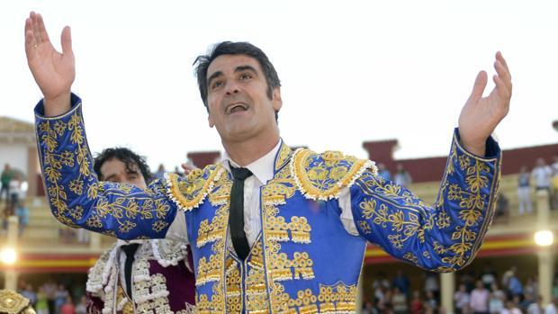 Jesulín de Ubrique, a hombros el pasado año en su reaparición en Cuenca