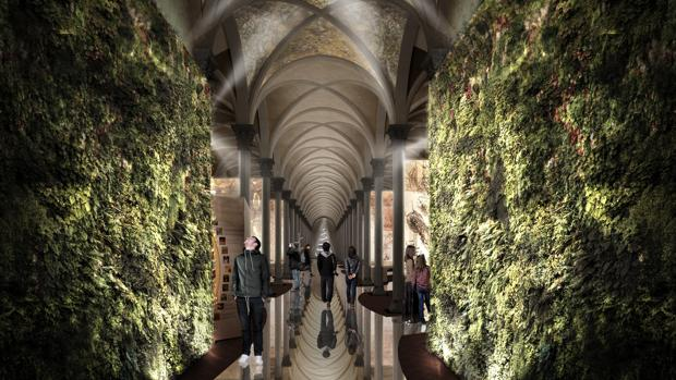 Leonardo da Vinci, un visionario en el jardín de sus delicias