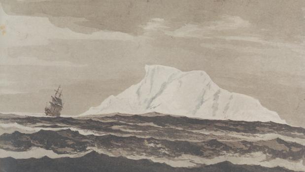 Los fantasmas de la Antártida