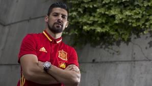 Nolito: «Lo daría todo por marcar el gol de la final»