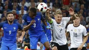 El penalti que inclinó la balanza a favor de Francia