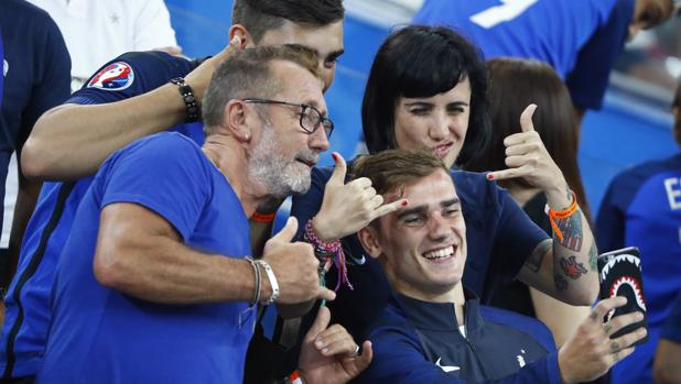 Griezmann es la estrella de Francia en la Eurocopa