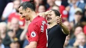 Ibrahimovic ante su doble