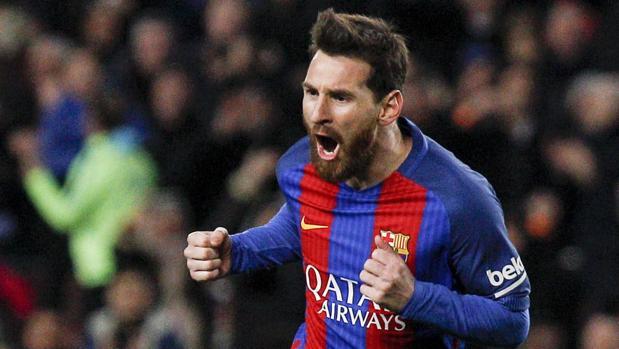 Resultado Barcelona-Athletic:  Messi se lleva al Barça a cuartos
