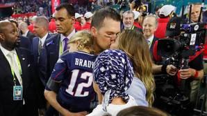 Tom Brady, un mariscal enamorado que presume de familia y títulos
