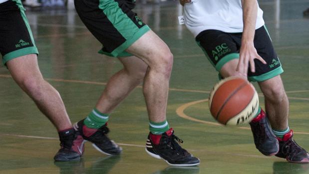 La ejemplar lección de deportividad del colegio Santa María del Pilar