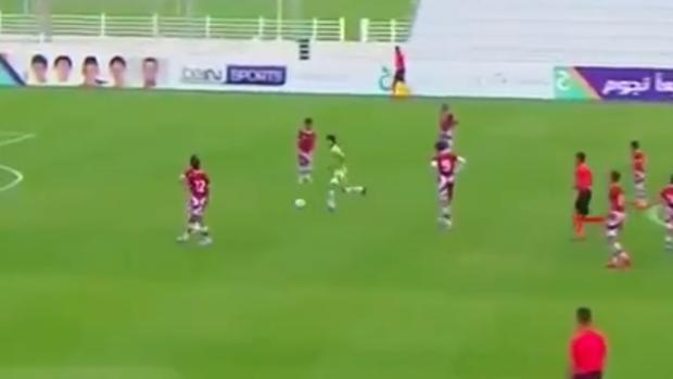 El ejemplo de deportividad de los niños de Qatar sub 12