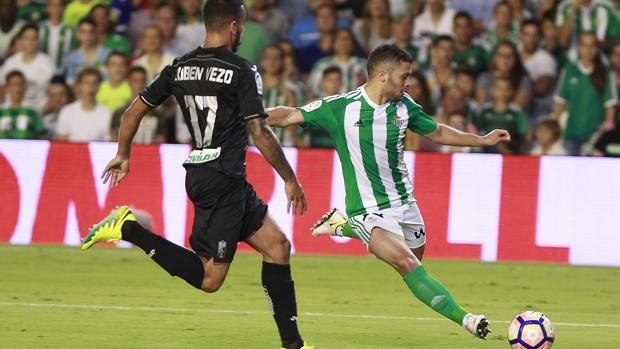 En directo: Granada CF - Real Betis