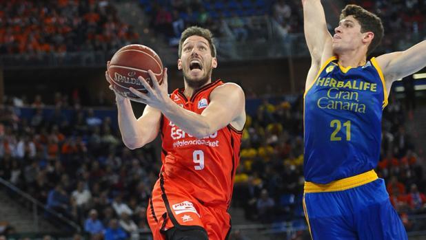 Valencia Basket-Herbalife Gran Canaria:  El Valencia consuma su venganza