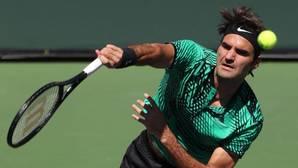 Federer prolonga el hechizo