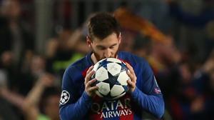 El Barça sufre ante un Valencia irredento