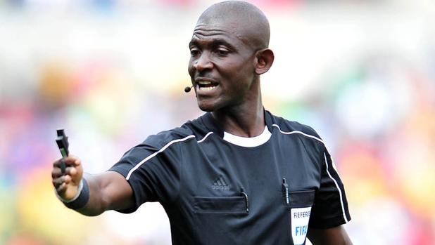 El ghanés Joseph Odartei Lamptey