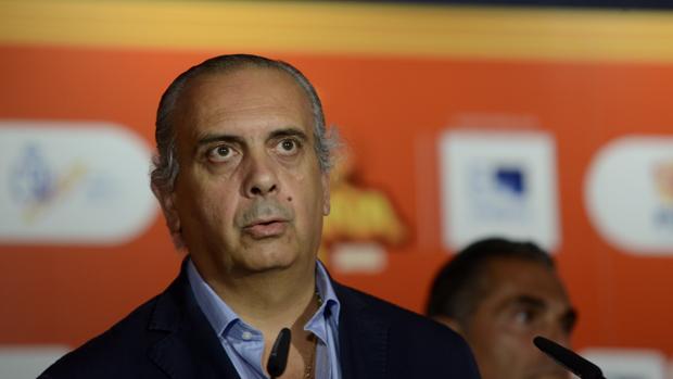José Luis Sáez dimite de sus cargos en la FIBA