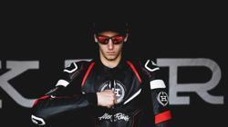 El piloto de Moto GP Álex Rins