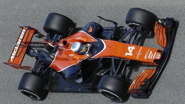 Fórmula 1   GP de España:  El mejor Alonso, séptimo en Montmeló
