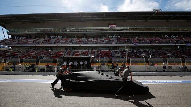 Fórmula 1 | GP de España:  McLaren dice que hará «lo imposible» por retener a Alonso
