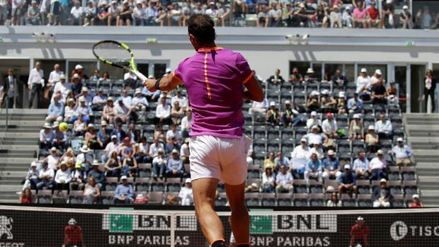 Masters 1.000 Roma:  Dónde ver Nadal-Sock