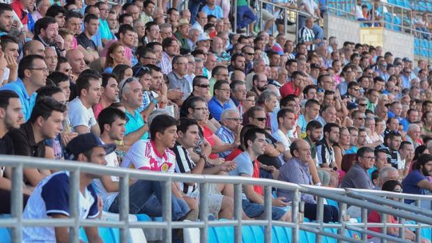 Aficionados del Badajoz